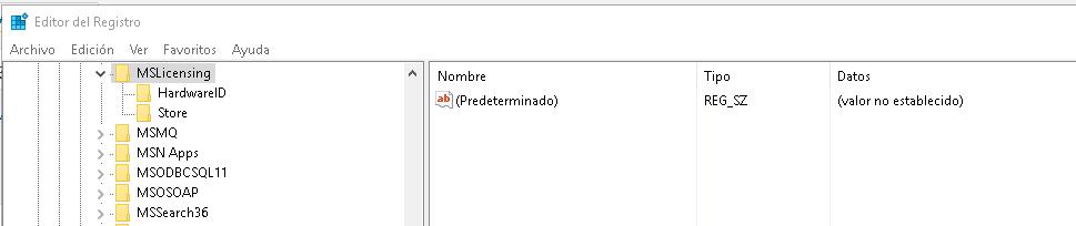 Se desconectó la sesión remota porque no hay licencias de acceso de cliente de Terminal Server disponibles para este equipo