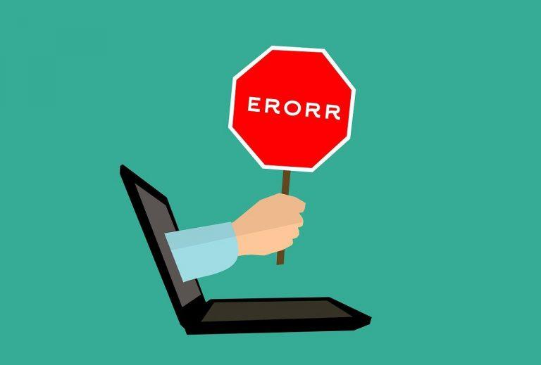 Diseño web en santander error