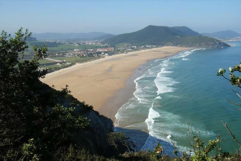 Playa de Berria | Que ver en Santoña